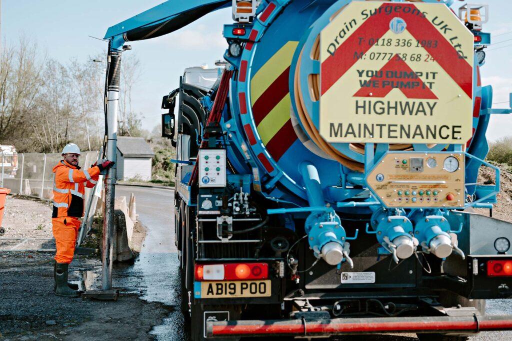CCTV Drain Surveys Maidenhead